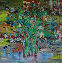 Alik_Vetrof_Bouquet in Red Vase-16